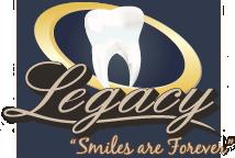Idaho Falls dentist, Legacy Dental logo