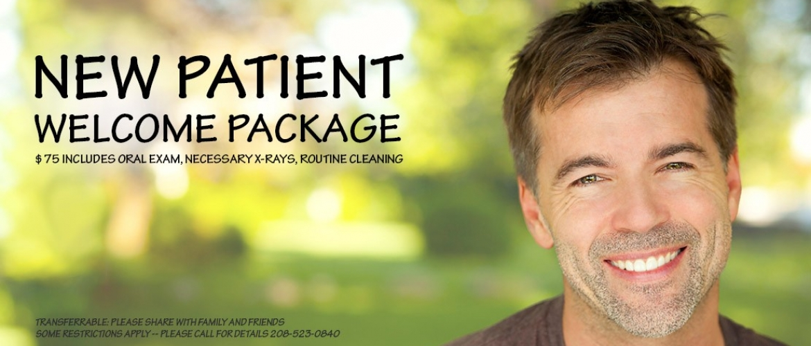 Idaho Falls Dental Package