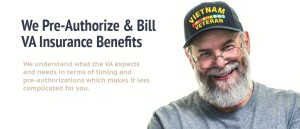 Legacy Dental works with the VA to help veterans get the best dental care