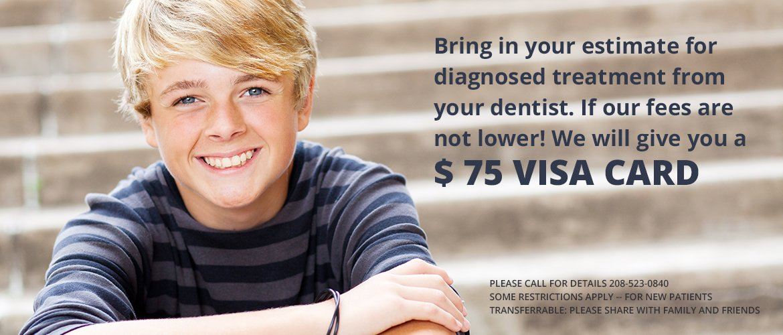 Idaho Falls Dental Package